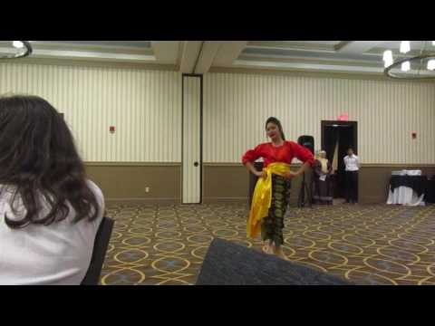 Indonesian Solo Traditional Performance in BUBW 2017
