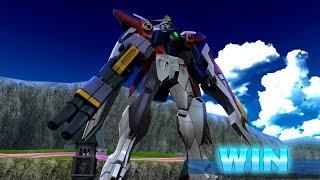 PS4「ガンダムバトルオペレーションNEXT」 MS紹介動画~ウイングガンダムゼロ編~