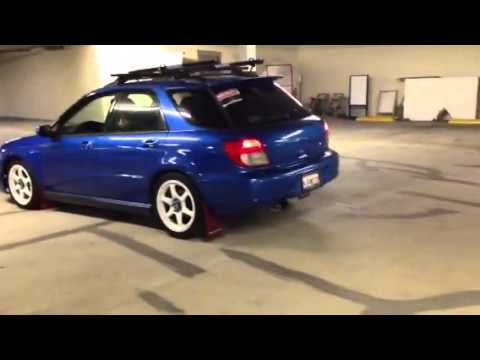 wrx front end conversion to sti youtube