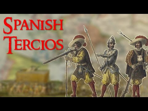 Spanish Tercios: One Of The Greatest Infantry Forces In European History | History Uncovered | Published on July 24, 2018