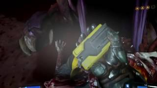 doom 4 walkthrough gameplay part 1 demons campaign mission 1 ps4