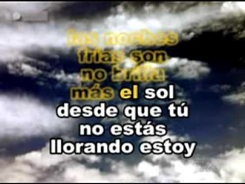 Karaoke 6 Los Angeles Negros - Murio La Flor.