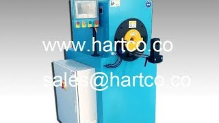 S10 Wire Rope Fitting Swaging Machine Type II Feeding System