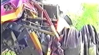 POŽÁRY.cz: 2002: Mezi stanicemi Vojkovice a Stráž nad Ohří se srazily dva vlaky