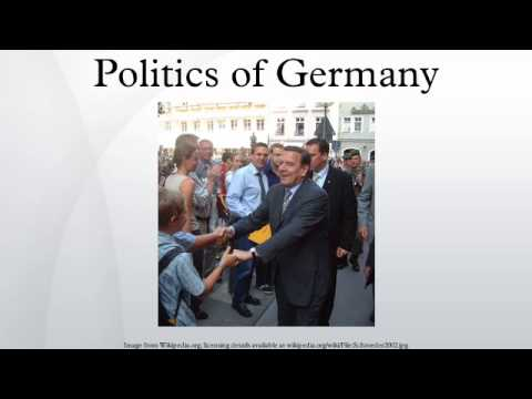 Politics of Germany