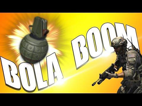 BOLA BOOM!! | Minijuego Cod Bo2 Multiplayer | Zox3R