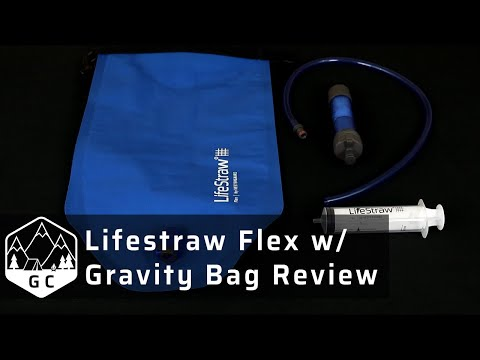 Lifestraw Flex With Gravity Bag Review