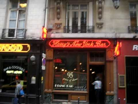 Harry's Bar - Paris, France