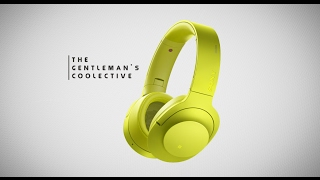 sony h ear on wireless headphones mdr 100abn review by the gentleman s coolective