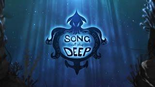 SONG OF THE DEEP - Gameplay do Início, em Português PT-BR! (Jogo Metroidvania)