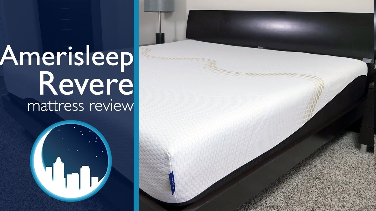 Amerisleep Revere Mattress Review Youtube