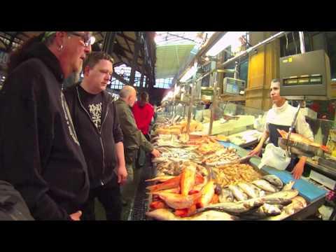 Auf dem Markt in Jerez de la Frontera/ Andalusien