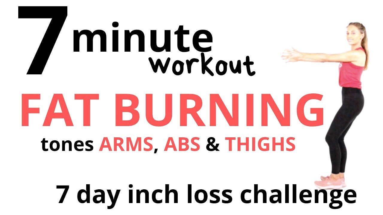 fat burner challenge