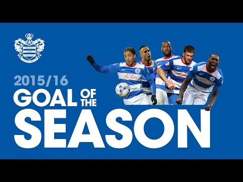QPR GOAL OF THE SEASON 2015/16 | WATCH NOW AND VOTE!
