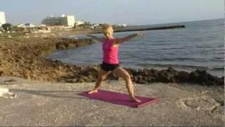 Aliona Mordovina - yoga