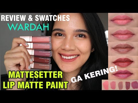 wardah-instaperfect:-review-&-swatches-lipmatte-paint-lengkap-!