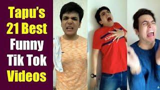 Tapu Tiktok 21 Full Comedy Video (Raj Anadkat) Taarak Mehta Ka Ooltah Chashmah
