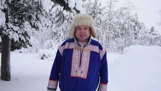 Tuomas Aslak Juuso - videotervehdys