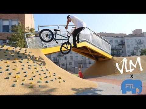 Volume Bikes Team Shreds NYC (BMX)