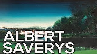 Albert Saverys: A collection of 53 paintings (HD)