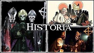 LA VERDAD SOBRE EL PAPA EMERITUS I II y III GHOST (Re-Subido)