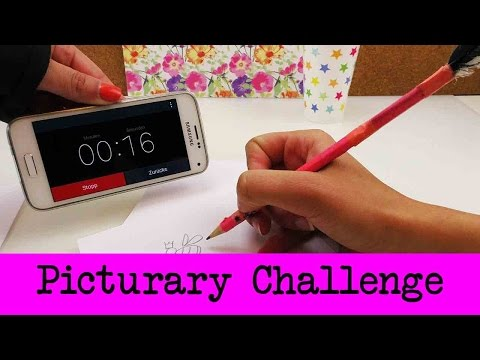 Picturary Challenge | Zeichnen & Raten mit Eva & Kathi | Montagsmaler Spiel | NEU