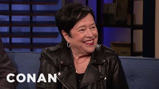 """Kathy Bates Almost Turned Down """"The Waterboy"""" - CONAN on TBS"""