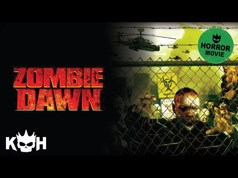 Zombie Dawn  Full Horror Movie