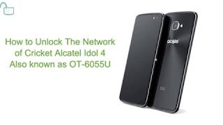 Sim network unlock pin cricket