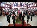 Prosesi Pedang Pora Kapt.Cba. Pandu Simanjuntak & Grace br. Napitupulu,S.E