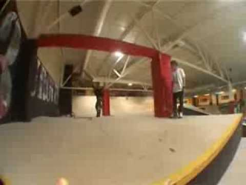 Открытие скейтпарка в Курске (The skatepark opening in Kursk