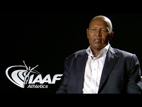 Legend Of Athletics - Kip Keino - Signature Edition