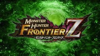 MONSTER HUNTER FRONTIER Z Gameplay Trailer