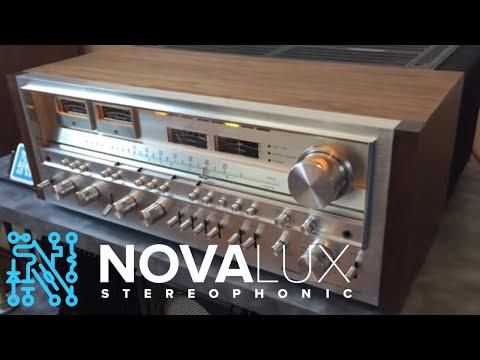 Pioneer SX-1980 Demo - Full Restoration