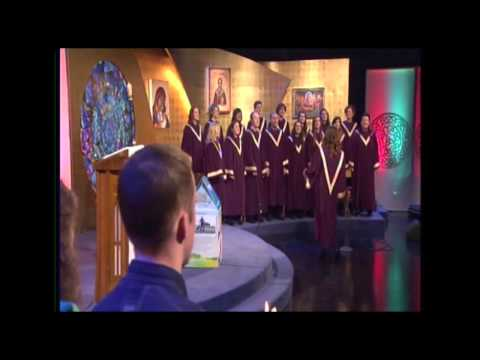 Shout To The Lord (By Shannon Gospel Choir on RTE)