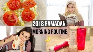 My 2018 Ramadan Morning Routine