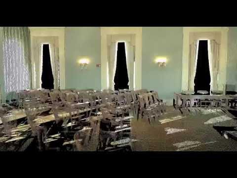Iowa City - Old Capitol Building Senate Chambers LiDAR