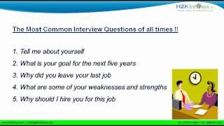 Most Common Interview questions for QA Testing, Java, .net, Hadoop, big data etc | Part 1