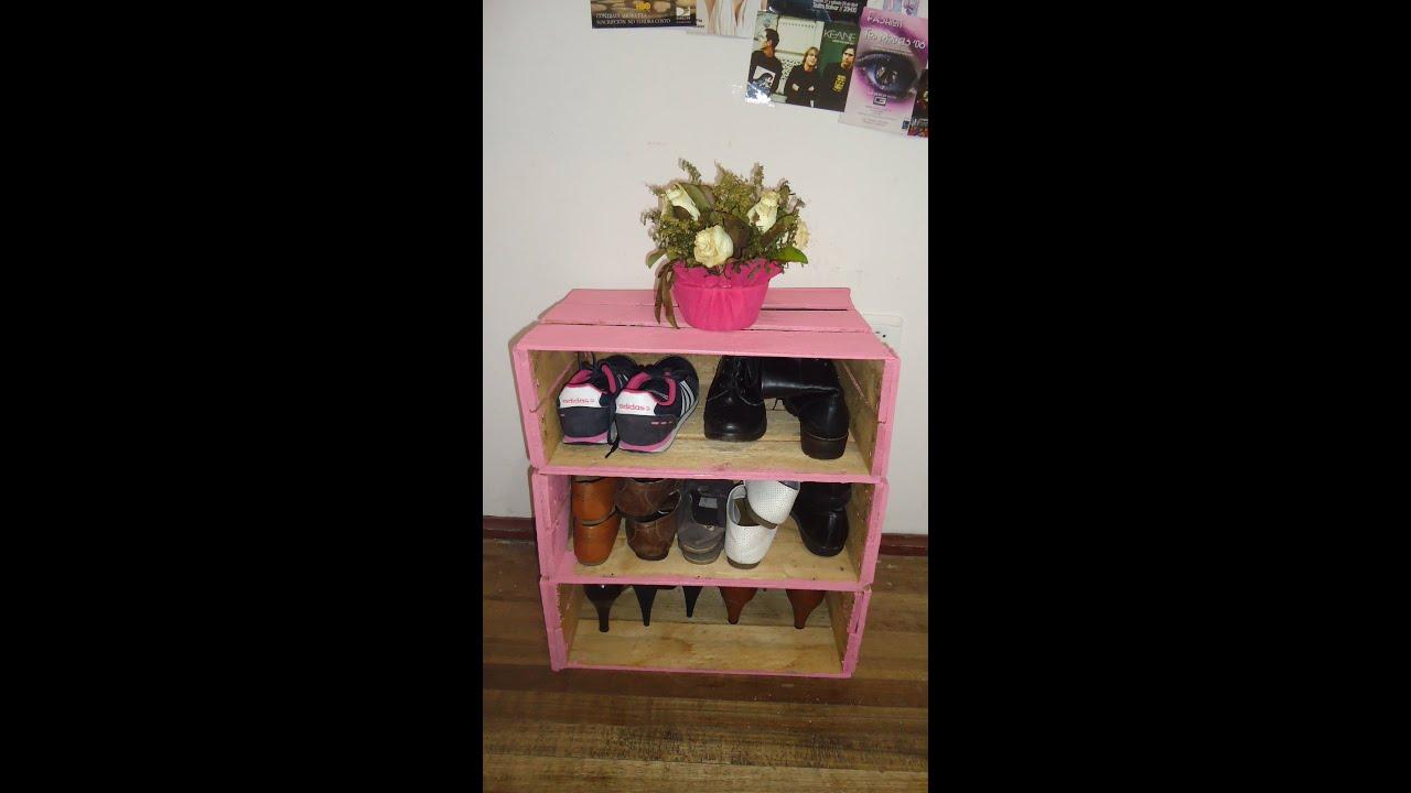 Mueble de zapatos ordene todo sus calzados de una forma for Muebles para zapatos baratos