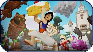 Disney Infinity - NEW TOY BOX TOYS! - Disney Infinity 2.0 News