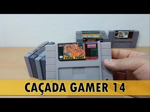 Caçada Gamer 14 - Super Nintendo