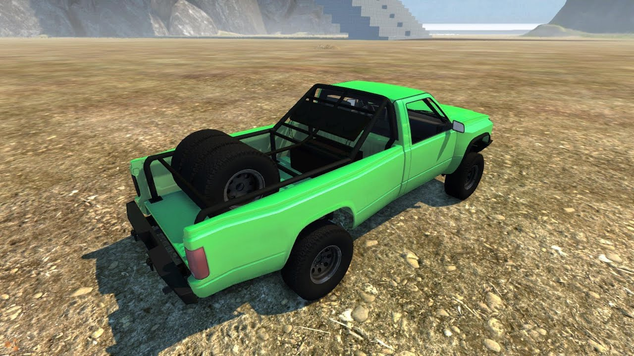 how to make a lowrider in beamng drive