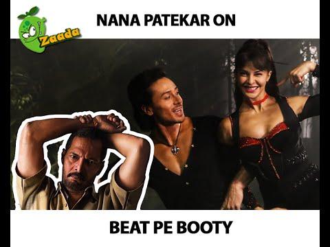 Nana Patekar On Beat Pe Booty - Flying Jatt #BeatPeBooty #BeatPeBootyChallenge