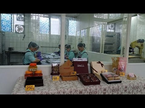 Taiwan prisoners turn artisan chefs as 'jail food' takes off