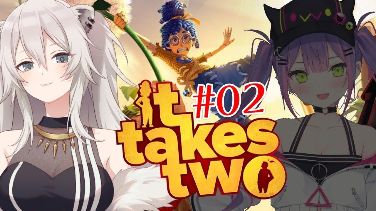 [It Takes Two]# 02 Let's play together with Towa-sama![Shishiro Botan Perspective / Hololive]