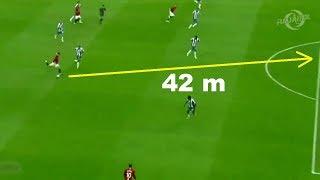 Gol Roket Tendangan Jarak Jauh RONALDO paling WOW Sepanjang Masa
