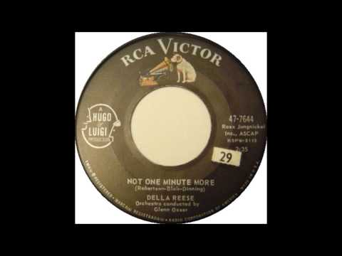 Della Reese - Not One Minute More (Stereo)
