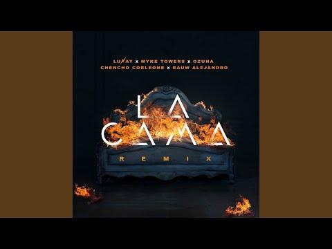 La Cama Remix - Lunay ft. Ozuna, Chencho Corleone, Myke Towers y Rauw Alejandro