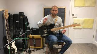 MSM Guitar Lessons - Red Red Wine - Lesson