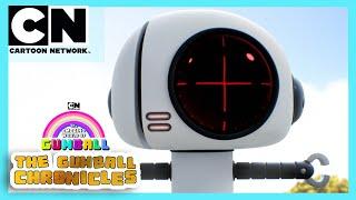 The Gumball Chronicles | Bobert Safety Guide | Cartoon Network UK